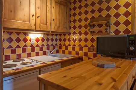 Location au ski Appartement 3 pièces 4 personnes - Résidence les Edelweiss - Champagny-en-Vanoise - Cuisine