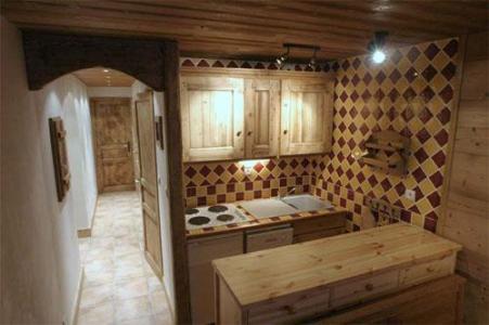 Location au ski Appartement 3 pièces 4 personnes - Residence Les Edelweiss - Champagny-en-Vanoise - Cuisine