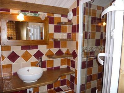 Location au ski Appartement 3 pièces 5 personnes - Residence Les Edelweiss - Champagny-en-Vanoise - Salle d'eau