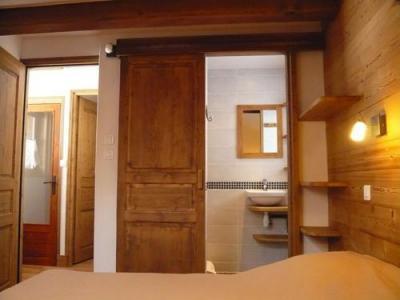 Location au ski Chalet 3 pièces 7 personnes - Résidence les Edelweiss - Champagny-en-Vanoise - Chambre