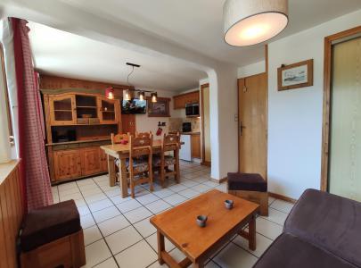 Rent in ski resort Résidence les Edelweiss - Champagny-en-Vanoise - Kitchen