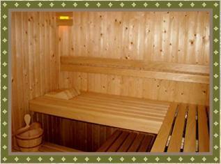 Location au ski Résidence les Edelweiss - Champagny-en-Vanoise - Sauna