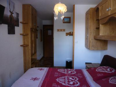 Rent in ski resort Studio 2 people - Résidence les Edelweiss - Champagny-en-Vanoise - Bedroom