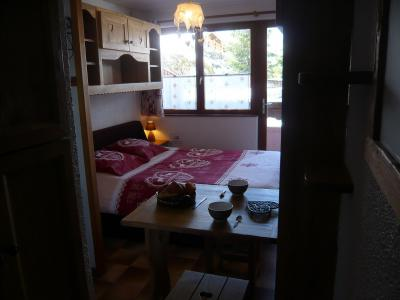 Location au ski Studio 2 personnes - Résidence les Edelweiss - Champagny-en-Vanoise - Chambre