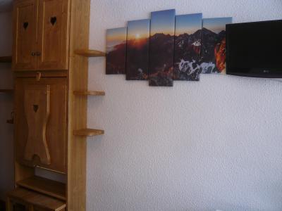 Location au ski Studio 2 personnes - Résidence les Edelweiss - Champagny-en-Vanoise - Couloir