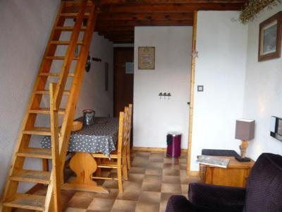 Location au ski Studio 3 personnes (standard) - Résidence les Edelweiss - Champagny-en-Vanoise - Échelle de meunier