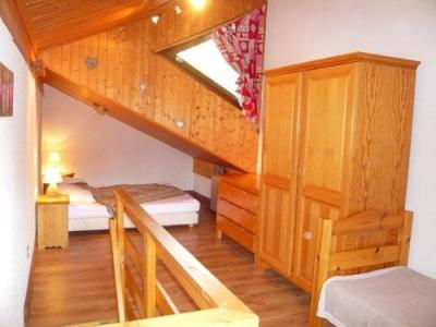 Location au ski Studio 3 personnes (standard) - Residence Les Edelweiss - Champagny-en-Vanoise - Lit double