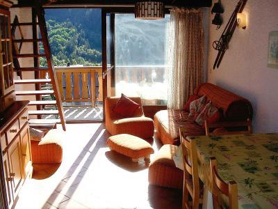 Rent in ski resort 3 room duplex apartment 6 people (006CL) - Résidence les Primevères - Champagny-en-Vanoise - Apartment