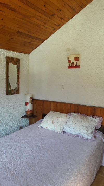 Rent in ski resort 3 room duplex apartment 6 people (006CL) - Résidence les Primevères - Champagny-en-Vanoise - Double bed