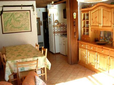 Location au ski Appartement duplex 3 pièces 6 personnes (006CL) - Résidence les Primevères