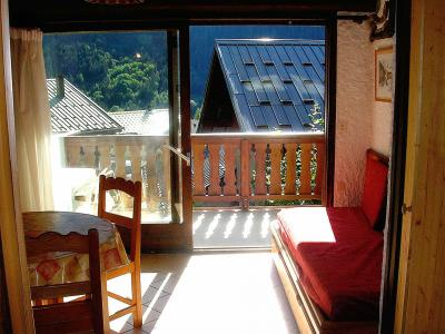 Rent in ski resort Studio sleeping corner 4 people (002CL) - Résidence les Primevères - Champagny-en-Vanoise - Apartment
