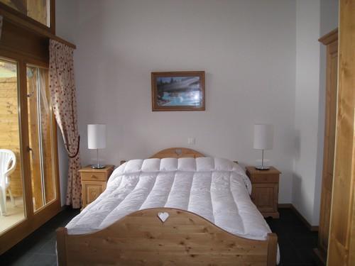 Location au ski Appartement 2 pièces 2-4 personnes - Residence Dents Blanches - Dents Du Midi - Champéry - Chambre