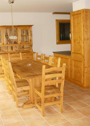 Location au ski Appartement 3 pièces 6-8 personnes - Residence Dents Blanches - Dents Du Midi - Champéry - Séjour
