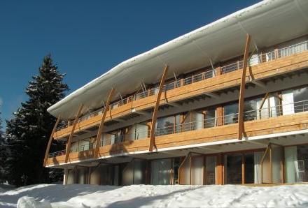 Location Le Domaine De L'arselle hiver