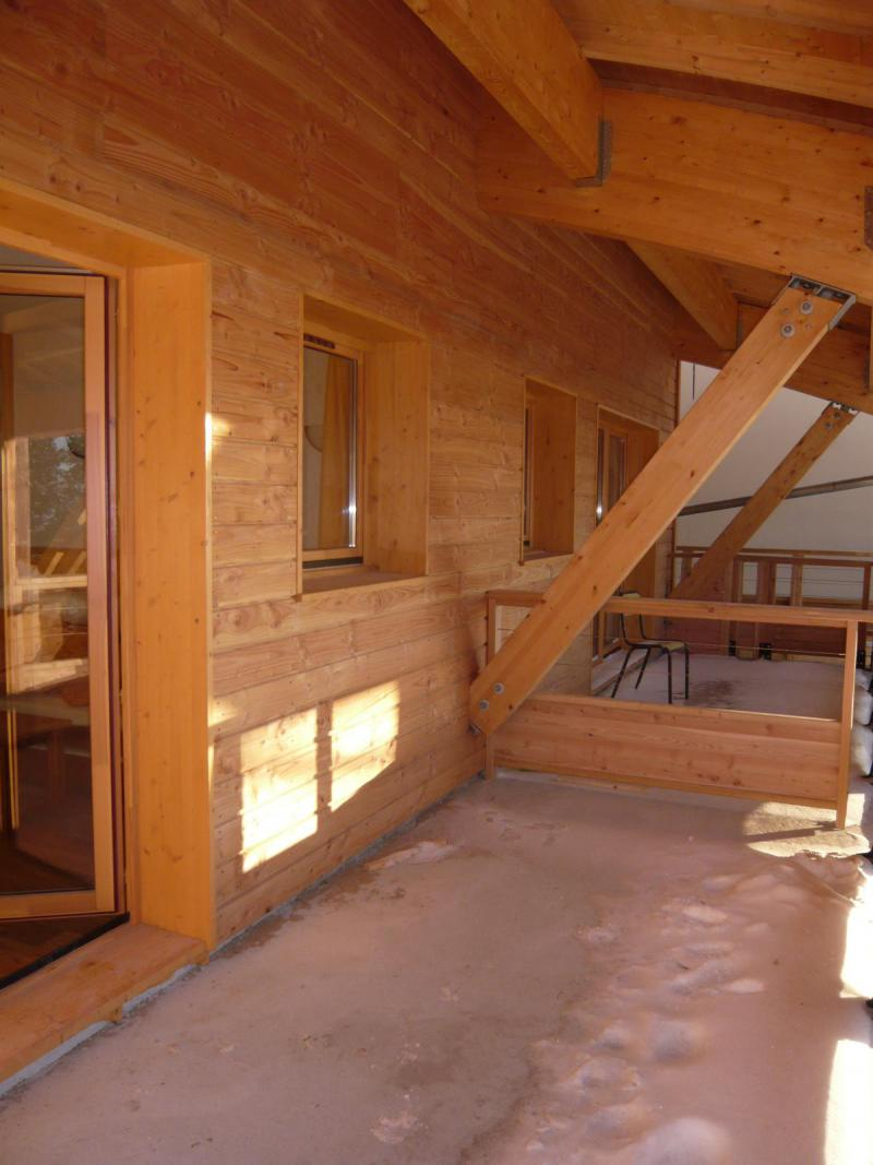 Location au ski La Résidence la Grive - Chamrousse - Balcon