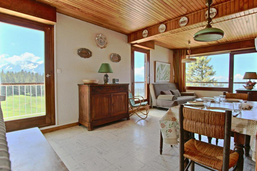 Аренда на лыжном курорте Апартаменты 2 комнат 4 чел. (406) - Résidence l'Arselle - Chamrousse - Салон