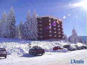 Аренда на лыжном курорте Résidence l'Arselle - Chamrousse - план