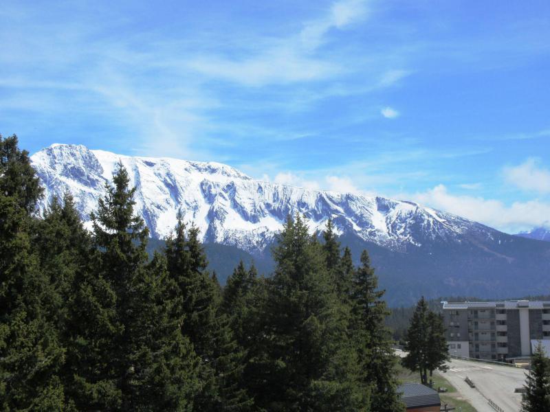 Vacances en montagne Appartement 2 pièces 4 personnes (406) - Résidence l'Arselle - Chamrousse - Extérieur hiver