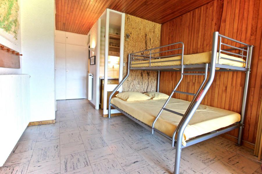 Аренда на лыжном курорте Квартира студия для 4 чел. (507) - Résidence l'Arselle - Chamrousse - Двухъярусные кровати