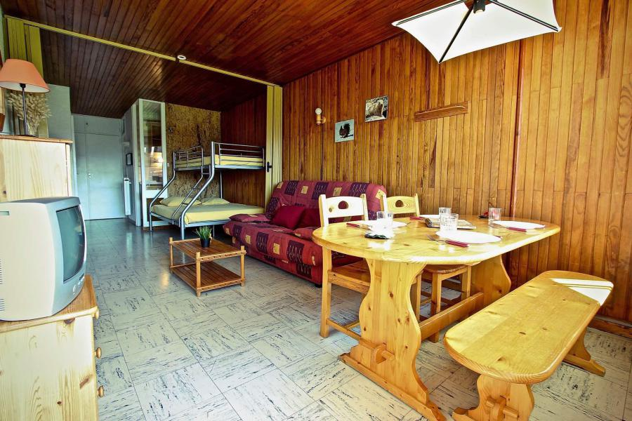 Аренда на лыжном курорте Квартира студия для 4 чел. (507) - Résidence l'Arselle - Chamrousse - Салон