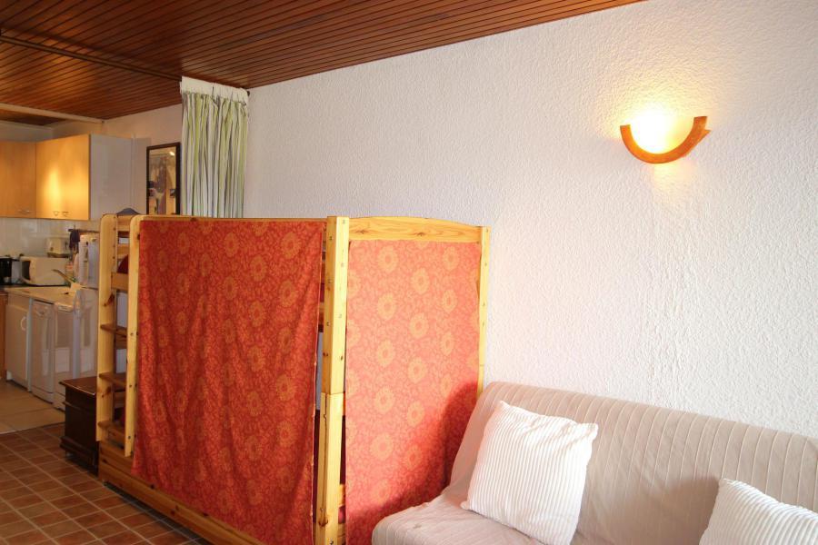 Аренда на лыжном курорте Квартира студия для 4 чел. (508) - Résidence l'Arselle - Chamrousse - Комната