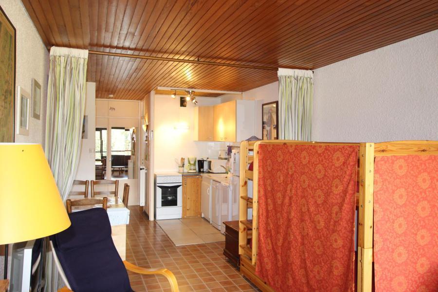 Аренда на лыжном курорте Квартира студия для 4 чел. (508) - Résidence l'Arselle - Chamrousse - Салон