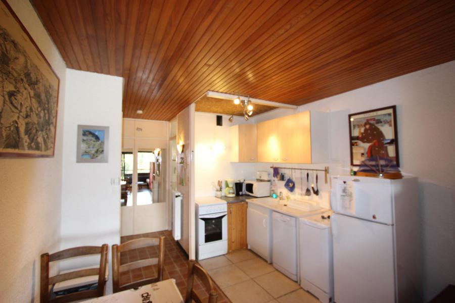 Аренда на лыжном курорте Квартира студия для 4 чел. (508) - Résidence l'Arselle - Chamrousse - Стол