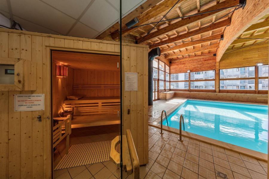 Location au ski Résidence l'Ecrin des Neiges - Chamrousse - Sauna