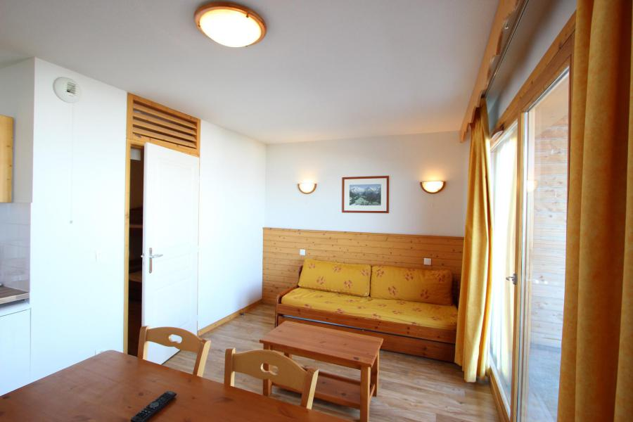 Location au ski Studio coin montagne 4 personnes (11Vercors) - Résidence la Grive - Chamrousse - Séjour