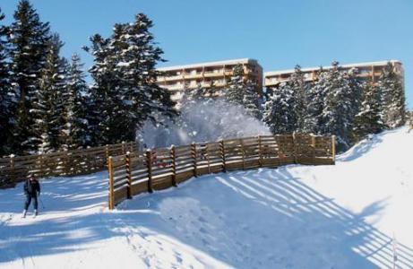 Location au ski Residence L'ecrin Des Neiges - Chamrousse - Extérieur hiver