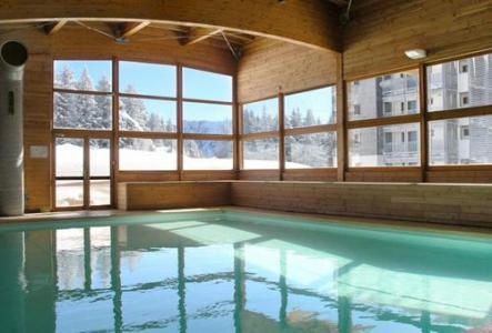 Location au ski Residence L'ecrin Des Neiges - Chamrousse - Piscine