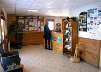 Location au ski Residence L'ecrin Des Neiges - Chamrousse - Réception