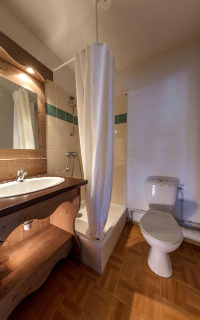Location au ski Résidence l'Ecrin des Neiges - Chamrousse - Salle de bains