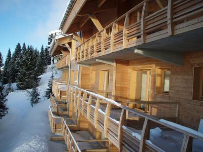 Location Chamrousse : Résidence La Grive hiver