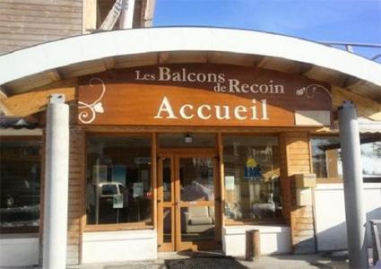 Location au ski Residence Les Balcons De Recoin - Chamrousse - Réception