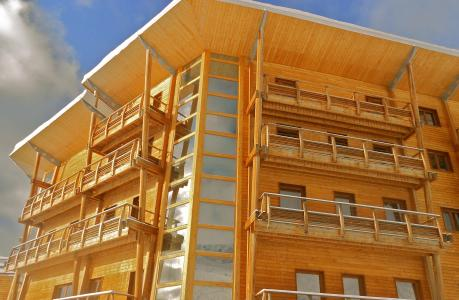 Location Chamrousse 1650 : Residence Les Balcons De Recoin hiver