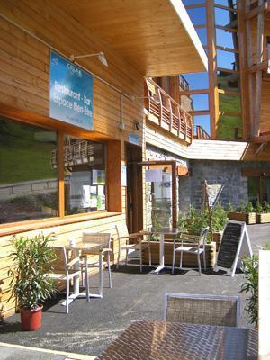Location au ski Residence Les Balcons De Recoin - Chamrousse - Intérieur