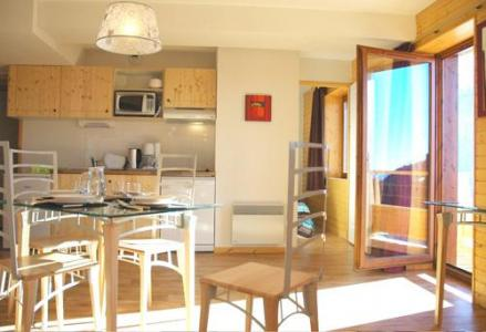 Location au ski Appartement 2 pièces 4 personnes - Residence Les Balcons De Recoin - Chamrousse - Séjour