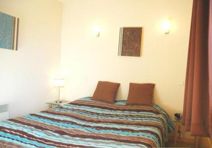 Location au ski Appartement 3 pièces 6 personnes - Residence Les Balcons De Recoin - Chamrousse - Chambre