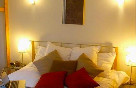 Location au ski Residence Les Balcons De Recoin - Chamrousse - Chambre