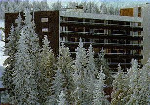 Лыжные каникулы по системе все включено Résidence les Carlines