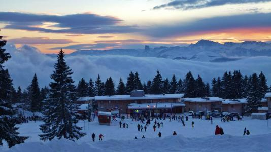 Vacances en montagne Résidence les Villages du Bachat - Chamrousse - Extérieur hiver