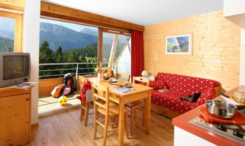Rent in ski resort Résidence les Villages du Bachat - Chamrousse - Dining area
