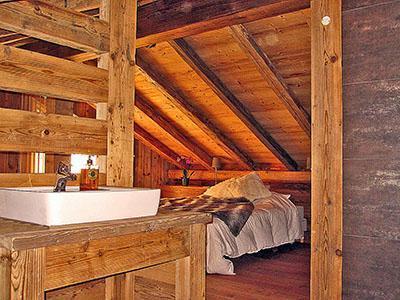 Location au ski Appartement triplex 9 pièces 18 personnes - Chalet Nostalgie - Chatel - Chambre