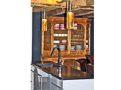 Location au ski Appartement triplex 9 pièces 18 personnes - Chalet Nostalgie - Chatel - Cuisine