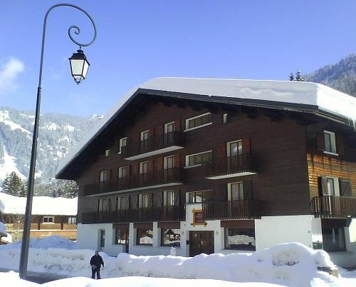 Ski tout compris Hotel Eliova L'eau Vive
