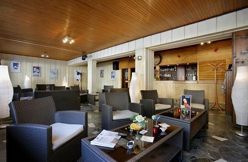 Location au ski Hotel Eliova L'eau Vive - Chatel - Bar