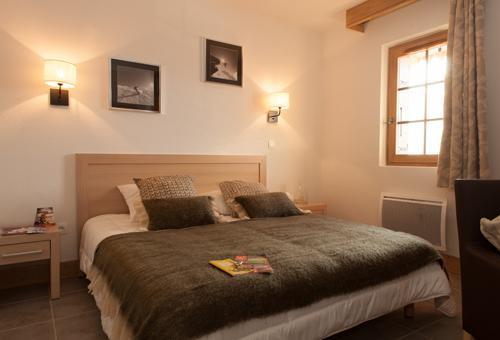 Location au ski Residence Le Grand Ermitage - Chatel - Chambre