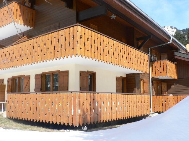 Ski tout compris Residence Le Terroit