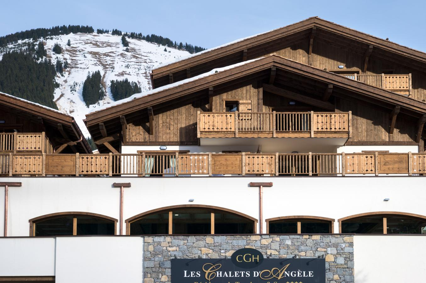 RESIDENCE LES CHALETS D'ANGELE